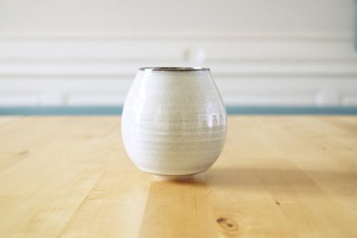 Fragrant cup (gris claire / grand)